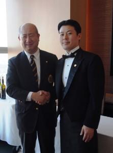 「世界最優秀ソムリエコンクール」の日本代表「トゥールダルジャン東京」ソムリエの森覚さん